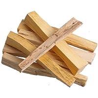 Sticks Palo Santos (Bursera graveolens) 12 piezas. Duración media: 9-10cm (9,5 x1x1 cm, 5-7grs; 0,773€ c.).