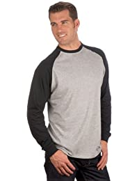 QUALITYSHIRTS Langarm Baseball Shirt Gr. S - 5XL