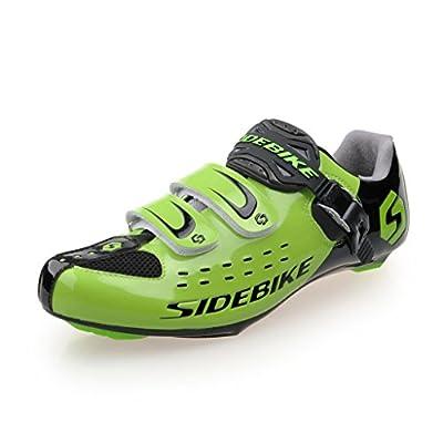 Road Bike Shoes Men's Racing Cycling Shoe from SIDEBIKE
