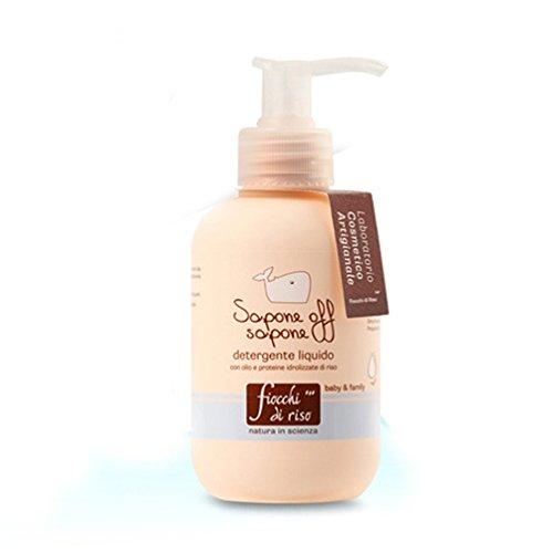 Fiocchi Di Riso Sapone Off Sapone Detergente Liquido 250 ml