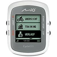 Mio Gps Fahrradcomputer Cyclo 100, weiß, 10560100