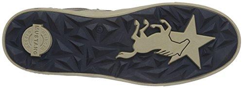 Mustang 4108-502, Sneakers Hautes Homme Marron (3 braun)