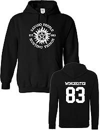 Generic - Sweat-shirt à capuche - Homme noir noir