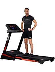 Fytter Cardio RU011R - Cinta de correr para fitness, color negro