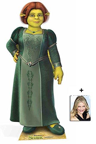 Princess Fiona von Shrek Lebensgrosse Pappaufsteller mit 25cm x 20cm foto