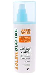 SoleilBiafine Lait Spray Après Soleil 200 ml