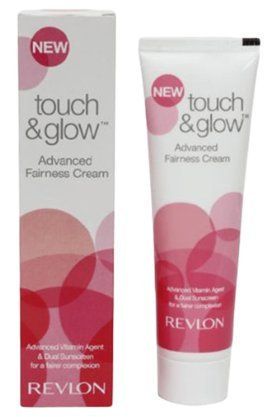 Revlon Touch & Glow Advanced Fairness Cream, 75g (Multicolour)