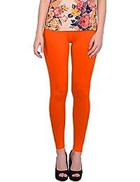 Babla Hosieries For Womens Legging 95% Cotton 5% Spandex Stylish Girls Legging Full Length Women Legging - B0778LFV92