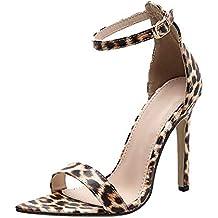 Sandalias Mujer Verano ZARLLE 2019 Casual Zapatos Cuña Tacon Alto Sandalias De Tacón Alto para Mujer