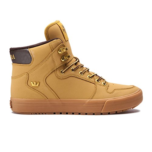 Supra Homme Chaussures / Baskets Vaider Winter amber gold/light gum