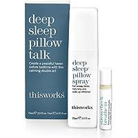 This Works Pillow Talk Geschenkset 75ml Pillow Spray + 5ml Stress Less preisvergleich bei billige-tabletten.eu