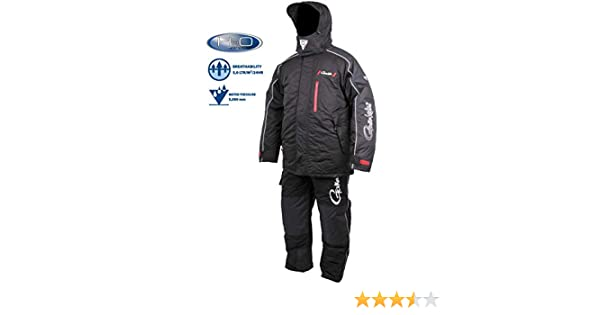 Spro Gamakatsu Thermal Anzug Thermoanzug Gr XL   bis 30°C Atmungsaktiv