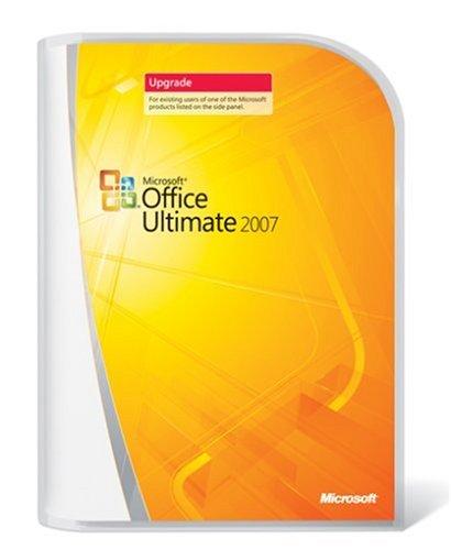 Microsoft Office Ultimate 2007 Upgrade deutsch (DVD-ROM)