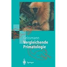 Vergleichende Primatologie (Springer-Lehrbuch)