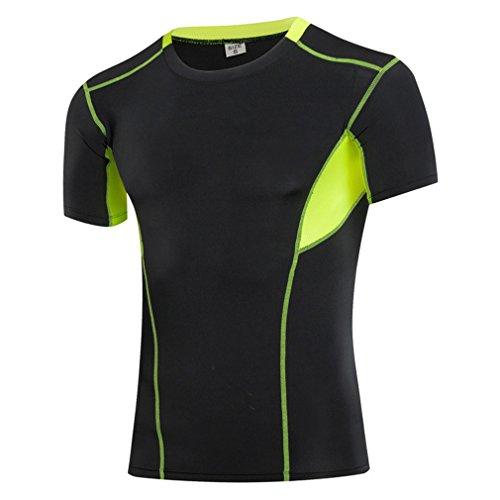 sports-t-shirt-adiprod-mens-short-sleeve-running-training-football-quick-dry-compression-shirt-base-