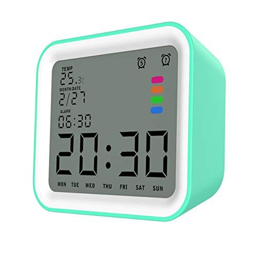 MoKo Alarm Clock with 3.5