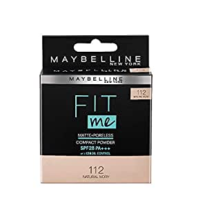 buy maybelline fit me compact natural ivory 8 g online at low prices in india. Black Bedroom Furniture Sets. Home Design Ideas
