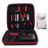 Tragbar Coil Jig Tool Kit Dry Hit Kit DIY Selbstwickler Werkzeug (Werkzeugset - B)