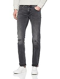 Tommy Hilfiger Herren Straight Jeans Denton-Str Homestead Black