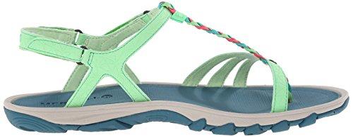 MerrellEnoki Twist - Da trekking. Donna Verde (Bright Green)