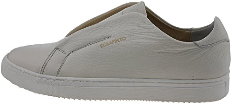 Rosapreto otto1001w Sneaker Leder Weiss  Billig und erschwinglich Im Verkauf