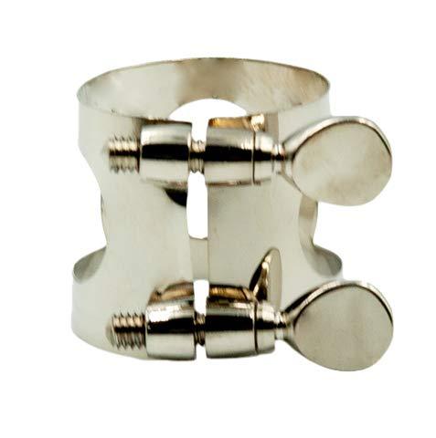 Perfk Schnalle für Saxophon - Silber Alto - Zange Silber