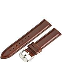 Daniel Wellington - 0807DW - St Andrews - Bracelet de Montre Mixte - Cuir Marron