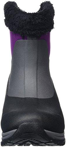 Muck Boots Arctic Apres, Bottes de Pluie femme Gris (grey/phlox)