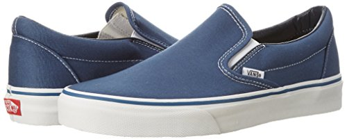Vans VZMRFJH, Unisex Adults' Low-Top Sneakers, Blue (Navy Nvy), 7 UK (40.5 EU)