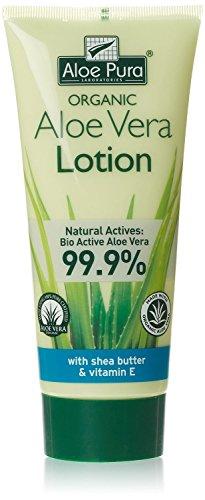 (Pack Of 6) Organic Aloe Vera Lotion | ALOE PURA