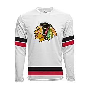 Levelwear Chicago Blackhawks Scrimmage LS NHL Fantrikot