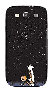 Upper case Fashion Mobile Skin Sticker for Samsung I9301I Galaxy S3 Neo