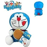 Doraemon - Peluche merienda de 20 cm de alto