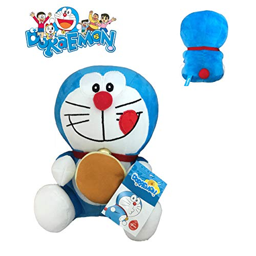 Doraemon - Plush snack 20 cm high