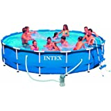 Intex Metal Frame Pool Set 305x76cm (56999/​28202)