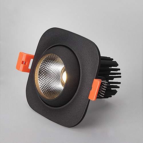 Downlight de techo Foco de lujo Lámparas de techo LED Lámparas de...