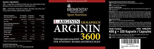Bestseller L-Arginin pflanzliches Potenzmittel - 2