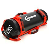 Eyepower 5-20kg Power Bag 20x60cm Sand Gewichtssack Core Sandbag Sandsack Rot