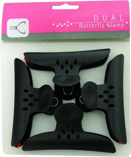 Dual Butterfly Pinces 4 Pcs