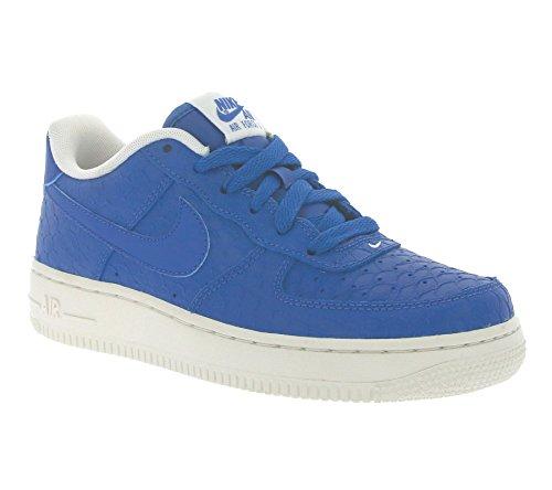 brand new 58d1d 0e9f1 Nike Air Force 1 Lv8 gs Scarpe Da Basket Bambino Azul azul star Blue star  Blue ...
