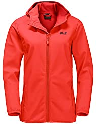Jack Wolfskin Damen Northern Point Women Softshelljacke