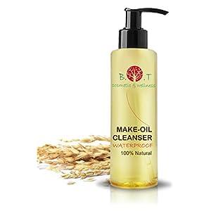 Olio Detergente Struccante Make-Oil Cleanser Waterproof 100% Natural 200 ml