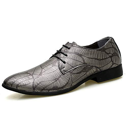 Männer Lederschuhe HochzeitsKleid männliche Schuhe Mode Oxford Schuhe