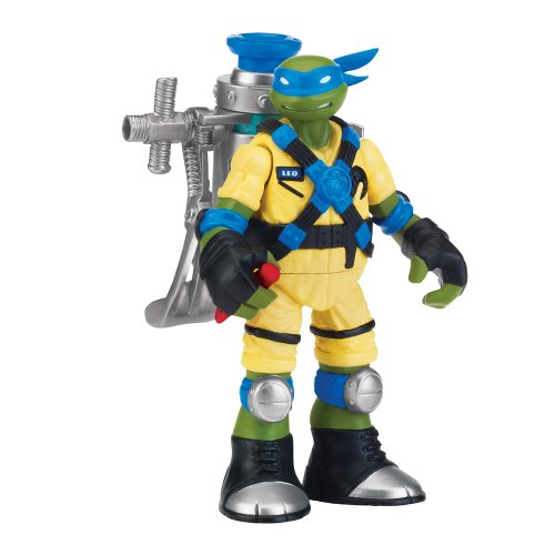 Stadlbauer Marketing + Vertrieb GmbH stadl Bauer 14090551 - Teenage Mutant Ninja Turtles mutagène Ooze Leo Base Figurine