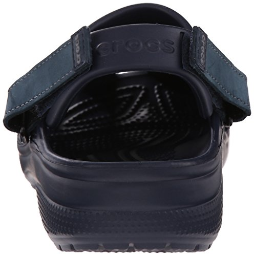 Crocs Yukon Mesa Clog, Sabots - Homme Bleu (Navy/Navy)
