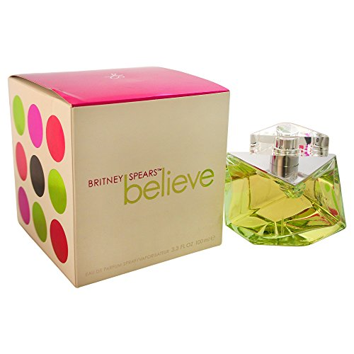 BRITNEY SPEARS Believe Eau de Parfum Vaporisateur 100 ml