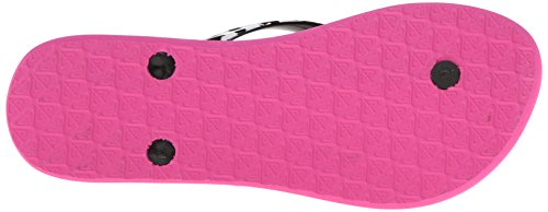 Roxy - Mimosa V, Sandali da donna Multicolore (Multicolore (Black/White/Pink))