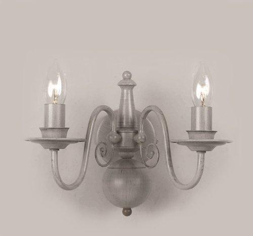 bologna-flemish-2-arm-wall-light-grey