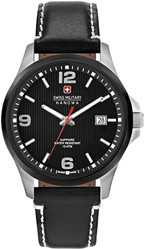 SWISS MILITARY-HANOWA Herren-Armbanduhr 06-4277.33.007