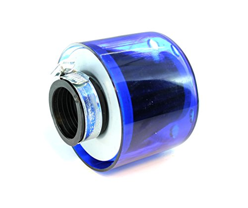 kn-performance-air-filter-35mm-blue-straight-neck-with-cover-for-pit-bikes-scooters-quad-bikes